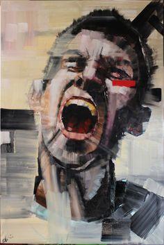 Oil on Canvas 100 x 150