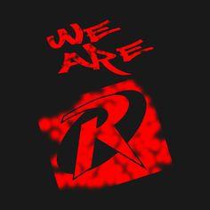We are Robin- 5 (Black)
