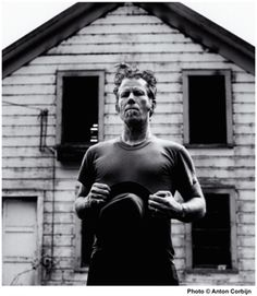 Tom Waits by Anton Corbijn #AntonCorbijn #photography