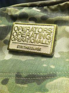 STC Operator Patch LMAO