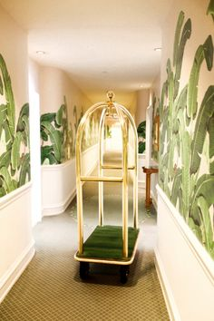 The Cherry Blossom Girl - The Beverly Hills Hotel 21 http://inspirationdesignbooks.com/