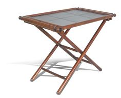 J'adore Decor - Teak and Leather Side Table, £199.00 (http://www.jadoredecor.co.uk/products/teak-and-leather-side-table.html)