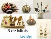 3 de Minis Lourdes