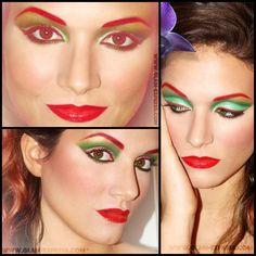 Poison Ivy Makeup Tutorial – Glam Express