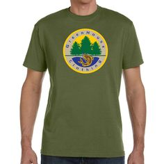 Wilderness Badge Eco Short Sleeve T