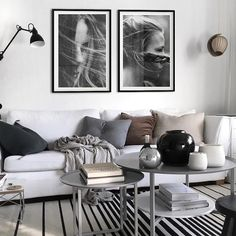 Photo montage by @printler.se   Such lovely portraits by CarlJohan Johansson   You find these posters and many more at www.printler.com ✌️ 