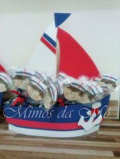 Kit contendo:  1 barco Grande,  20 ´lápis com ponteira embalados. R$ 50,00