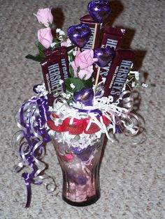 Pink Chocolate Sundae..could be good to give as a teenager gift, too.
