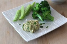 Cilantro Hummus Recipe. Made with chickpeas, almond butter and fresh cilantro. From http://eatingcleanrecipes.com/ © FOOD FIX, LLC #vegan #recipe #vegetarian