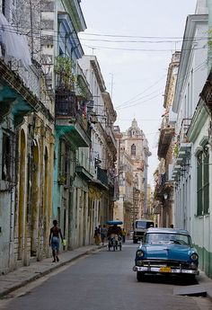 Havana, Cuba been there but would love to go back #treasuredtravel
