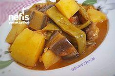 Lokanta Usulü Nefis Türlü Yemeği Tarifi nasıl yapılır? bu tarifin resimli anlatımı ve deneyenlerin fotoğrafları burada. Yazar: aLev TürkeN ツ