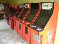 The golden age of arcade video games.. will it be back someday?