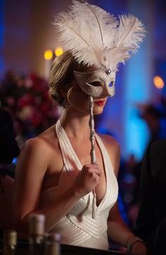 Masquerade - Emily Thorne Revenge