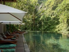 Luxurious Holidays at Maya Ubud Resort