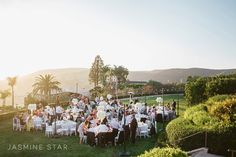 Laguna Beach Estate Wedding: Kate and John - Jasmine Star Blog