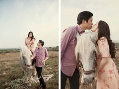 Provencal Countryside Engagement | Nature | Outdoor | Pre-Wedding | Casual | http://brideandbreakfast.hk/2015/07/20/provencal-countryside-engagement/