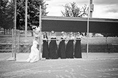 Sassy! Photo by Travis. #MinnesotaWeddingPhotographer #Bridesmaids