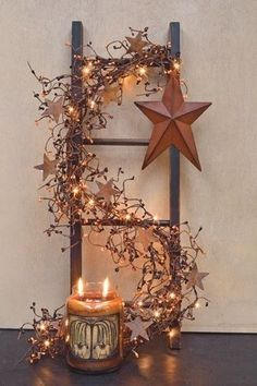 Primitive Decor - love this website! by ashley.martin.908579
