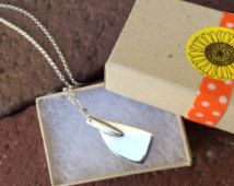 Oar Necklace
