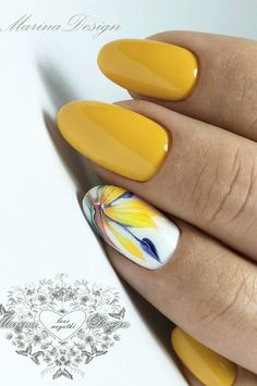 Best Summer Nail Designs - 35 Colorful Nail Ideas You Can Do It Yourself New 2019 - S . - Best Summer Nail Designs – 35 Colorful Nail Ideas You Can Do It Yourself New 2019 – Page 25 of - Diy Nails, Cute Nails, Pretty Nails, Funky Nails, Simple Nail Art Designs, Easy Nail Art, Colorful Nail, Girls Nails, Flower Nails
