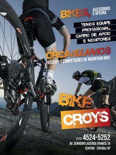 #ad #onepage #magazine #layout #bikeshop #bike #bicycle