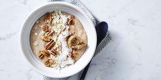 Banana Bread Breakfast Bowl via @iquitsugar