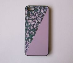 Floral Iphone 5 Case - Mobile