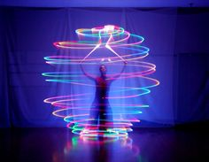 poi whirling