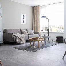 Vtwonen Tegels By Douglas Jones Loft Grey / Fuse Betonlook - Tegels.com