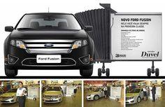 Cliente: Duvel   Lançamento do Ford Fusion