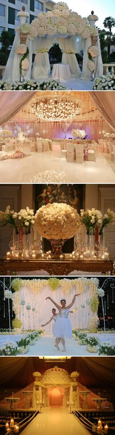 By Kevin Lee #Flowers #Arrangements #Luxury #Wedding