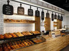 A nova moda das padarias design: veja galeria com fotos.