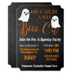 Booze And Boos Halloween Boo On Party Invitation #weddinginspiration #wedding #weddinginvitions #weddingideas #bride