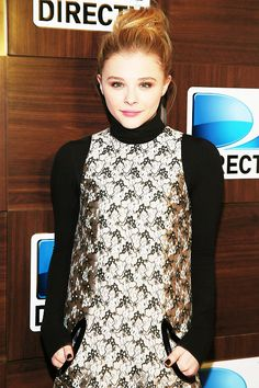 Chloe Moretz at the Laggies Afterparty at Sundance, Jan 17