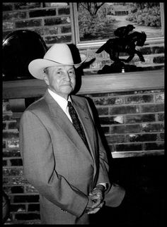 """Thanks to visionaries like C.O. """"Mac"""" McKerley of Zachary, Louisiana, AQHA has the Youth World Championship Show and programs like AQHYA. He was inducted into the Quarter Horse Hall of Fame in 2000. Learn more about the AQHA Hall of Fame inductees at http://aqha.com/en/Foundation/Museum/Hall-of-Fame/Hall-of-Fame-Inductees.aspx"""