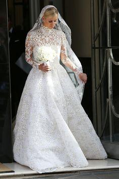 Kendra Wilkinson Baskett\'s wedding dress designed by herself ...