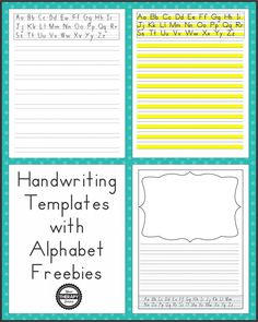 handwriting without tears name writing template kid crafts