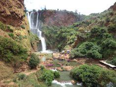 #Cascatas de #Ouzoud Marrocos www.viagemmarrocos.com