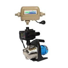 BIA-INOX60PCR Auto Rainsaver Water Switch Pump - Ideal for clean or rainwater in a 1 to 2 storey dwelling or similar with up to 3 taps or outlets. This pump will automatically start up when a tap is opened and will turn off again with a slight delay after the tap has closed. It can be used for drinking water, filling up toilets, washing machines, dishwashers, kitchen taps, showers, irrigation systems or watering the garden. - $834
