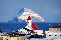 "Lítla Dímun: ""The baby of the Faroese family, with a total area of just 1km squared, Lítla Dímun is the only Faroe island never to have been inhabited. With little wonder, as resembling a volcano rising out of the sea to a height of 414m, this round cone-shaped lump of rock is an island too far - even for the Faroese."" Faroe Islands: The Bradt Guide www.bradtguides.com Island 2, Small Island, Paradise On Earth, Am Meer, Faroe Islands, Outdoor Life, Norway, Around The Worlds, Adventure"