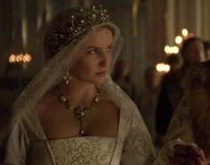Annabelle Wallis/ Jane Seymour The Tudors Lady Elizabeth, Princess Elizabeth, Princess Margaret, Princess Mary, Catherine Parr, Catherine Of Aragon, Tudor Fashion, Fashion Tv, Tudor Costumes