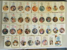 PENNY JORDAN– HARLEQUIN PRESENTS ROMANCES-LOT OF 35 PAPERBACK BOOKS–CombineShip