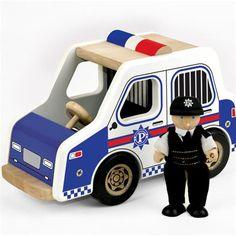 Pintoy Police Car