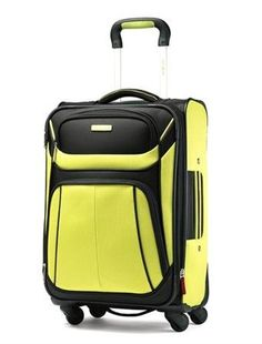 "Samsonite Luggage Aspire Sport 21"" Expandable Spinner - Volt/Black"