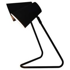 Add Functional Style To Your Space With This Black Swan Neck Dual Head Table  Lamp From
