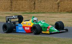 Benetton Ford B188 F1
