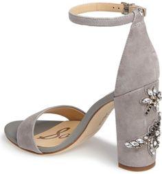 b53c4a70e524 Sam Edelman Yaro Ankle Strap Sandal (Women)