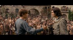 end of Prince Caspian