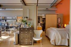 Cozy Midtown Loft - Curbed Detroit