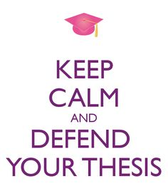 What happens when you defend your dissertation?